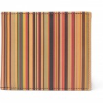 PS by Paul Smith 1 150x150 PS by Paul Smith Striped Leather Wallet