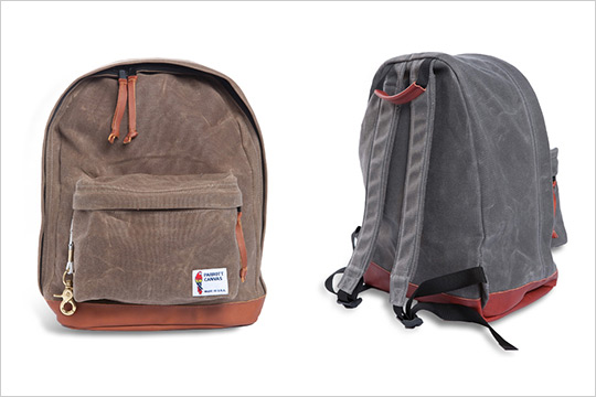 Parrott Canvas Backpacks for The Woodlands Parrott Canvas Backpacks for The Woodlands