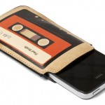 "Paul Smith - Leather ""Cassette"" iPhone Case2"
