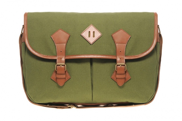 Penfield Canvas Satchel Penfield Canvas Satchel
