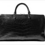 Ralph Lauren's Purple Label Alligator Bag