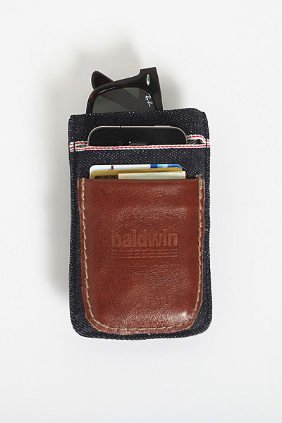 The Wallet by Baldwin Denim The Wallet by Baldwin Denim