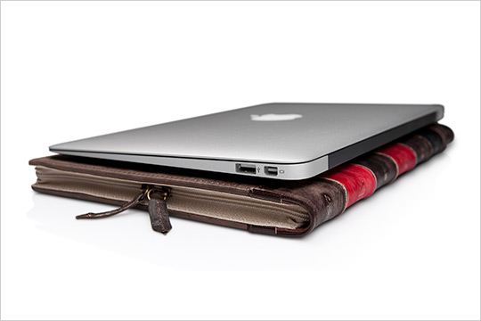 bookbook macbookair case 01 BookBook Macbook Air Case