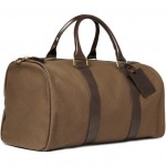 APC Canvas and Leather Travel Bag2 150x150 A.P.C. Canvas & Leather Travel Bag