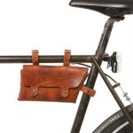 Billykirk Leather Bicycle Pouch1