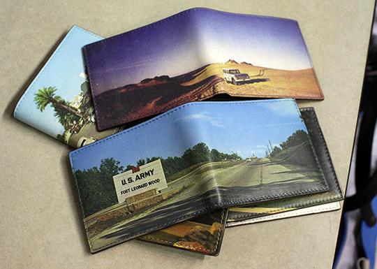 Jack Spade Postcard Wallets Jack Spade Postcard Wallets
