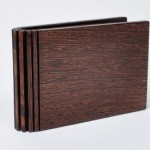 Maison Martin Margiela 11 Dark Wood Wallet1