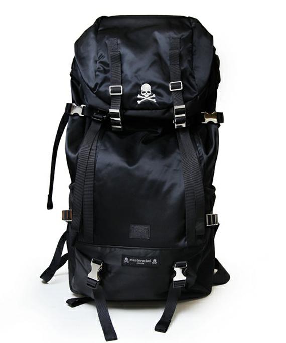 Porter X Mastermind Back Pack1 Porter X Mastermind Backpack