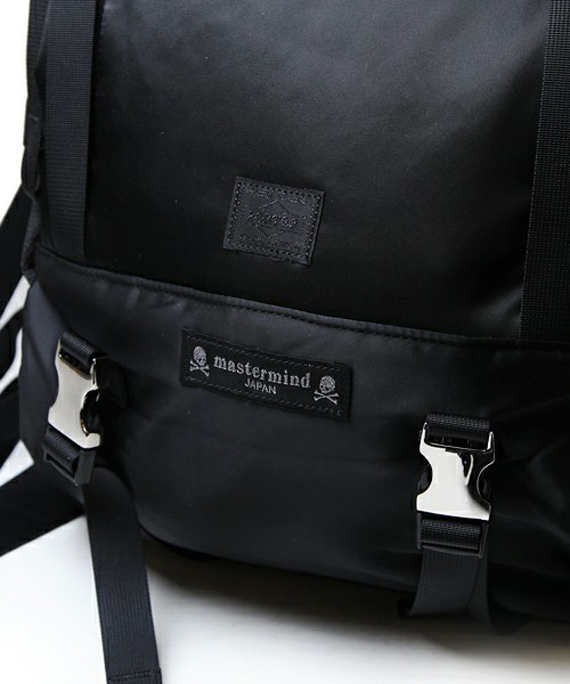 Porter x mastermind backpack the carry for Mastermind x porter