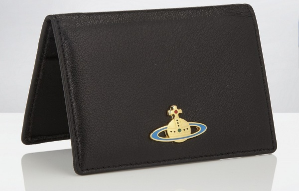 Vivian Weswood Emosed Card Holder Vivienne Westwood Emossed Card Holder