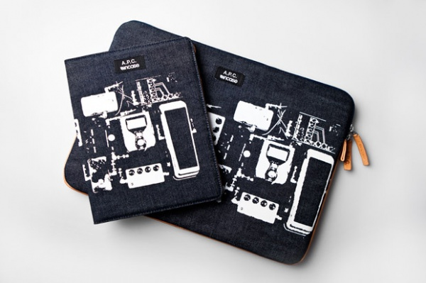 a p c incase capsule collection 1 Incase X A.P.C. iPad Case
