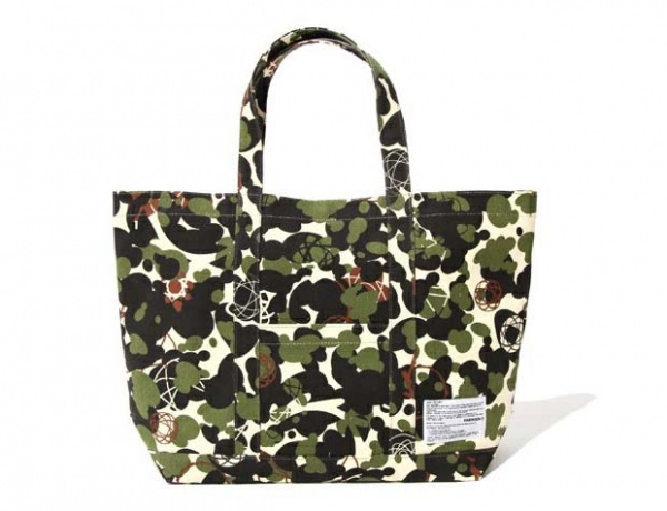 medicom toy unkle life tote bag 1 Medicom Toy x UNKLE Life Tote Bag