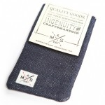 msandcoss11 selvedge denim iphone sleeve1 150x150 M.S. & Co. Selvedge Denim iphone Case