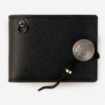 Black Sense Market & Jam Home Made Wallet