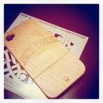 Good Wood iPhone4 Cases