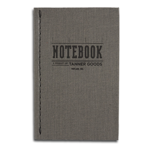 Tanner Goods Linen Notebook Tanner Goods Linen Notebook