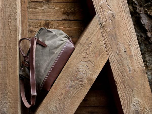 Wood Faulk Northwesterner Series Bag 5 Wood & Faulk Northwesterner Series Bag