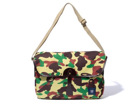 bape 1st camo shoulder bag Bape 1st Camo Twill Shoulder bag