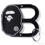 bape carabiner 4 150x150 Bape 'Ape Head B' Carabiner