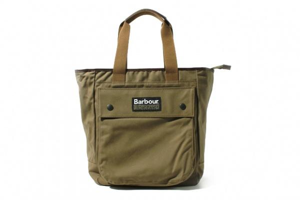 barbour japan tote bag 01 Barbour Tote Bag