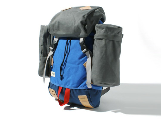 blk pine workshop backpacks 0 BLK Pine Workshop Canvas Rucksack