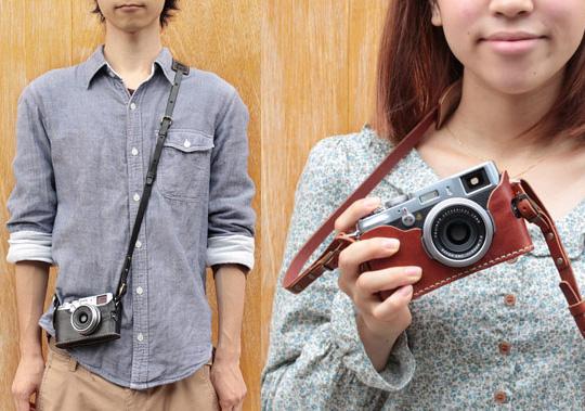 monogram fujifilm x100 camera strap 0 Monogram Fugifilm Camera Strap