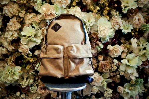 undercover 2011 fallwinter collection backpack 0 Undercover Fall/Winter 2011 Collection Backpack