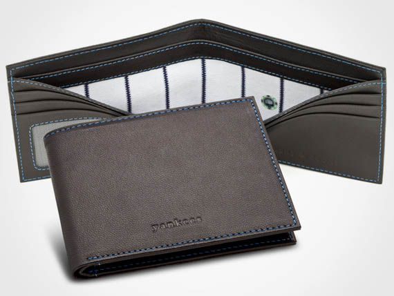 Authentic Jersey Lined Leather Wallets 01 Authentic Jersey Lined Leather Wallets