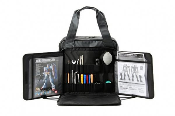 B Yoshida x Porter x Gunpla Hobby Kit 3 B Yoshida x Porter x Gunpla Hobby Kit