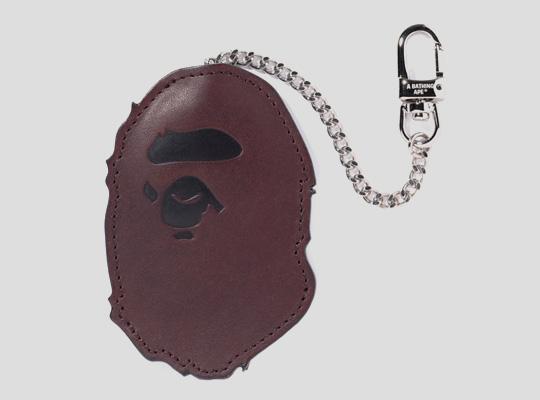 BAPE Ape Key Chain Holder 1 Bape Keychain Key Holder