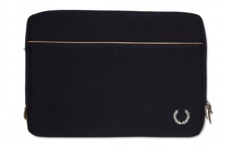 Fred Perry Vintage Laptop Case1 Fred Perry Vintage Twill Laptop Case