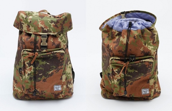 Herschel Supply Co. Claim Cordura Backpack Herschel Supply Co. Claim Cordura Backpack