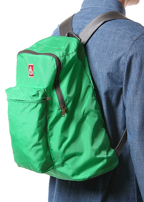 Jansport Ski Hike1 Jansport Heritage Ski & Hike   Green