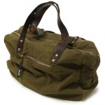 KEY x Silas Collection 05 150x150 Silas X Key   Military Fabric Boston Bag