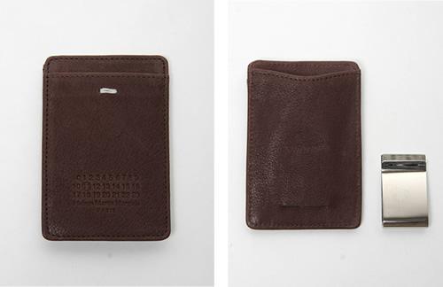 Maison Martin Margiela Leather Card Holder Maison Martin Margiela Leather Card Holder