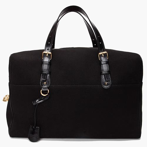 McQueen weekender Bag Alexander McQueen Weekender Bag