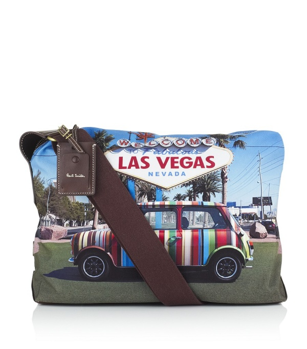 Paul Smith Las Vegas Flight Bag Paul Smith Las Vegas Flight Bag
