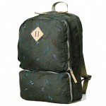 Paul Smith Printed Daypack 01 150x150 Paul Smith Featherprint Day Pack