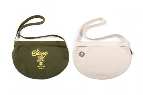 Stussy Crank Pint Bag Pt. II Stussy & Crank Pint Bag Pt. II
