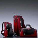 Tumi X Ducati Luggage