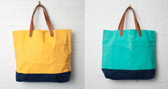 Utile Canvas Tote Bag | The Carry