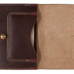 archival Horween Leather wallet2 150x150 Archival Clothing Flap Wallet