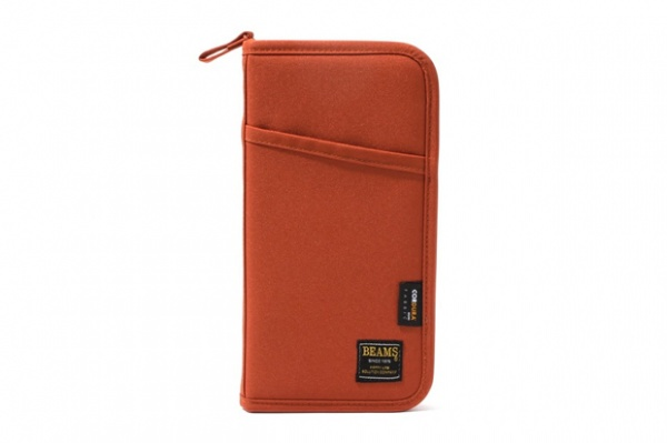 beams cordura passport case 01 Beams Cordura Passport Case