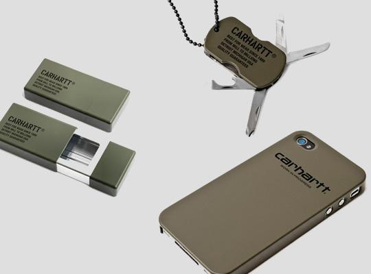 carhartt gadgets 0 Carhartt Fall / Winter 2011 Accessories