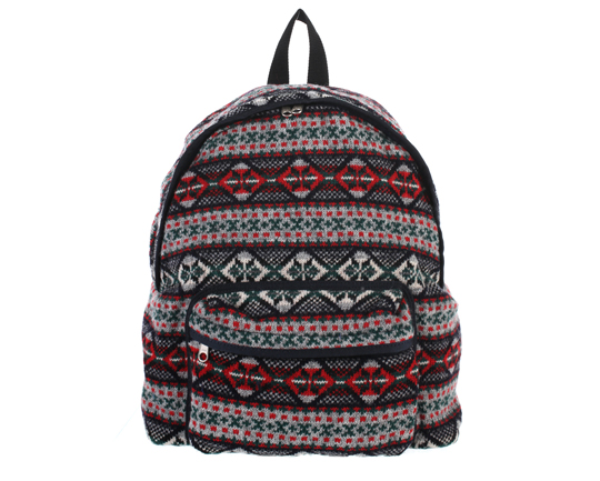 junya watanabe wool jacquard backpacks 7 Comme des Garcons Junya Watanabe Fair Isle Backpacks