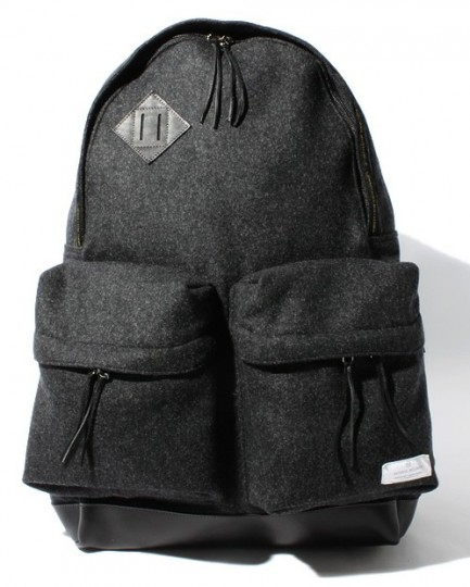 undercoverism backpack fw11 2 433x540 Undercoverism 2011 Wool Daypacks