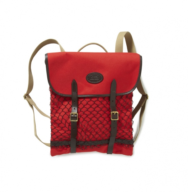 MH00059 8 RED Modern Classics x Chapman Backpack