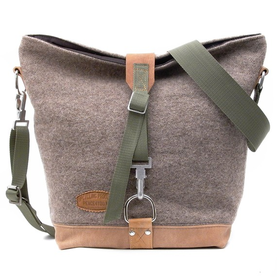 Original upcycled Tote Bag1 Peace 4 You Original Upcycled Tote Bag