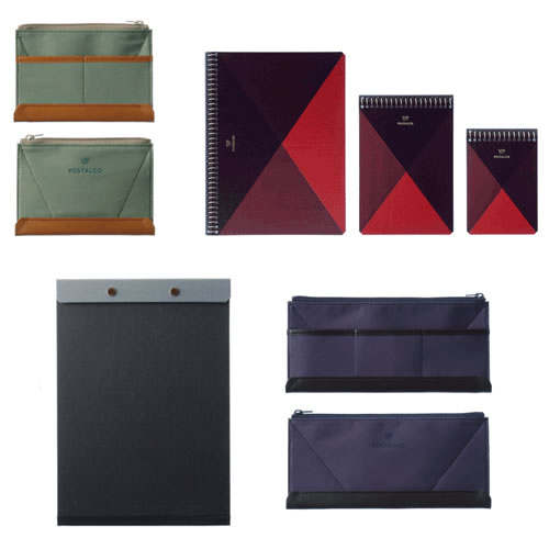 Postalco Solid Postalco Fall 2011 Stationary Collection