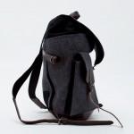 dries van noten backpack 2 150x150 Dries Van Noten Wool & Leather Backpack